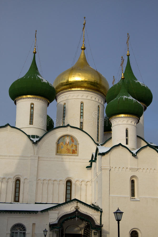 Download Russia. Suzdal stock image. Image of cathedral, brick - 12552225