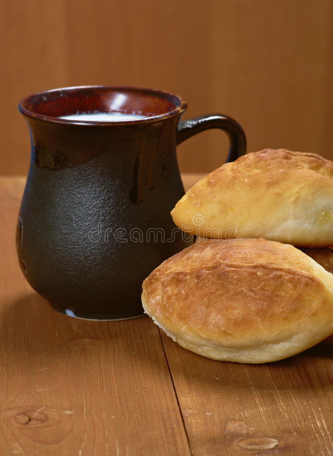 Download Russia Traditions Pierog.Home Cake Stock Image - Image: 31001371