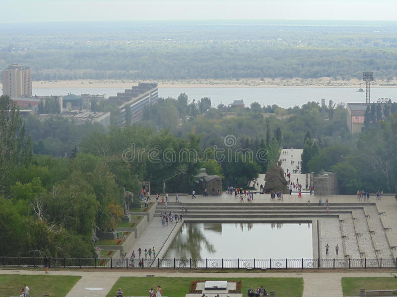 Russia ,Volgograd stock images
