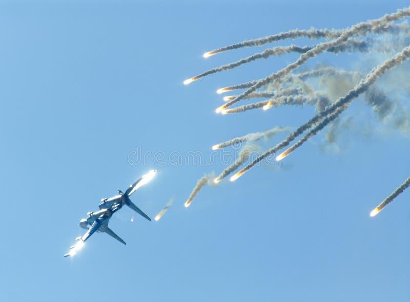 Download Russia. Zhukovski Aviation Salon. MAKS. SU-27 Stock Images - Image: 13376724