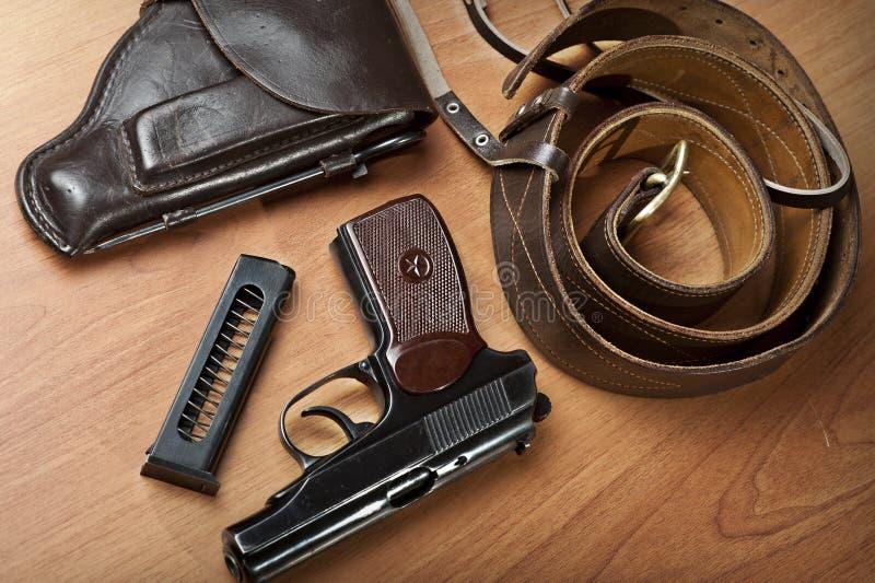 Download Russian 9mm Handgun PM (Makarov) Stock Photo - Image: 23591460