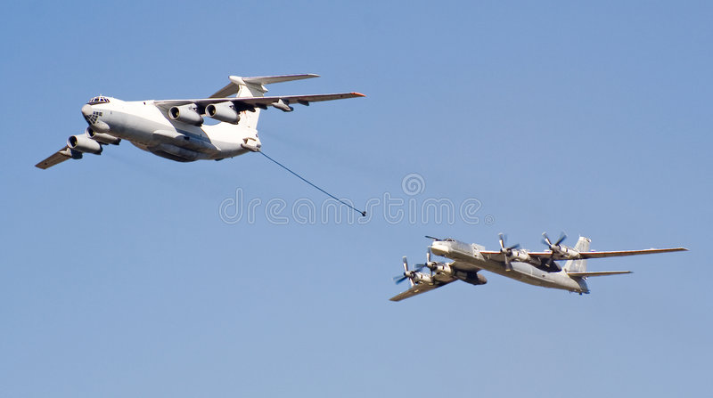 Download Russian Air Force Jubilee 6 Stock Photo - Image: 3046656