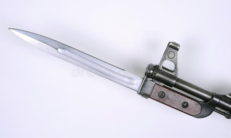 how to use an ak bayonet