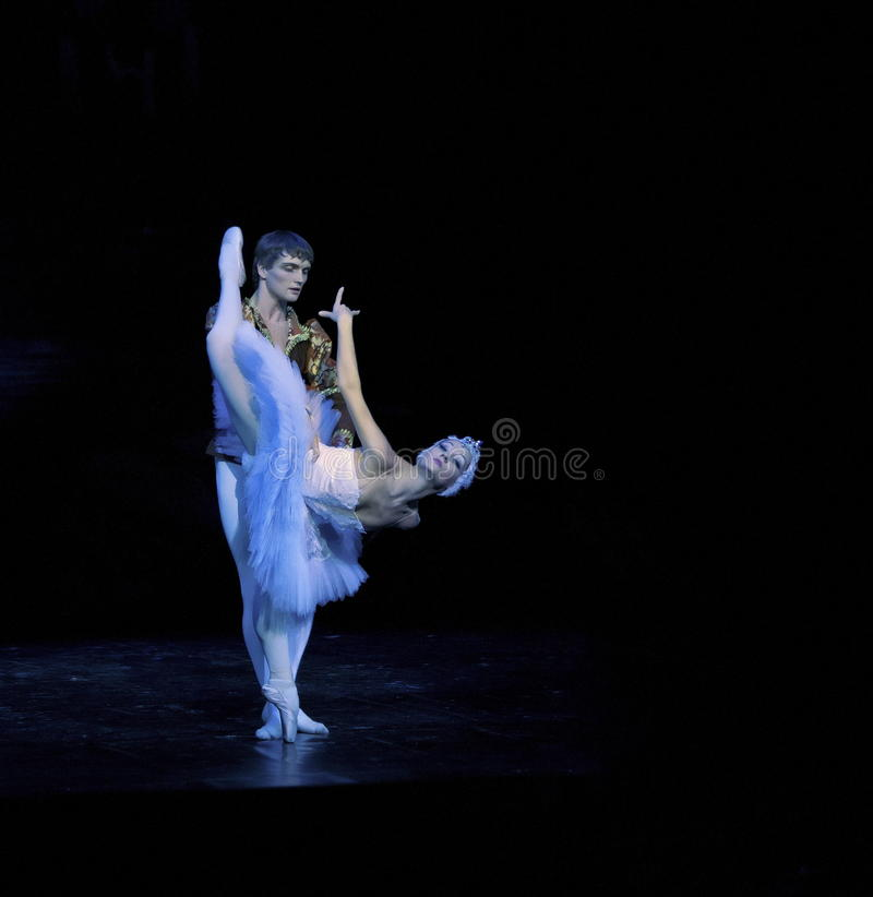 Russian ballet royalty free stock images