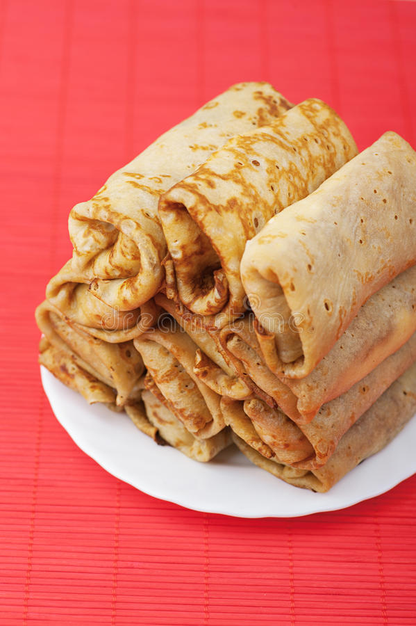 Download Russian Blini Royalty Free Stock Photos - Image: 24509158