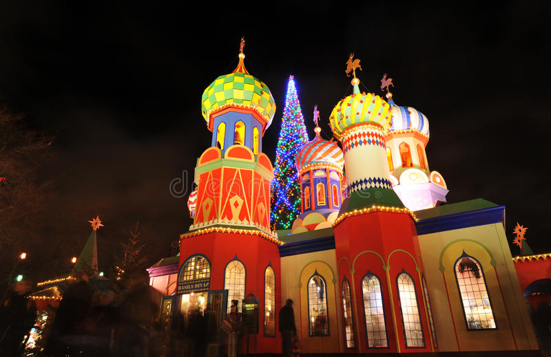 Russian Christmas royalty free stock images