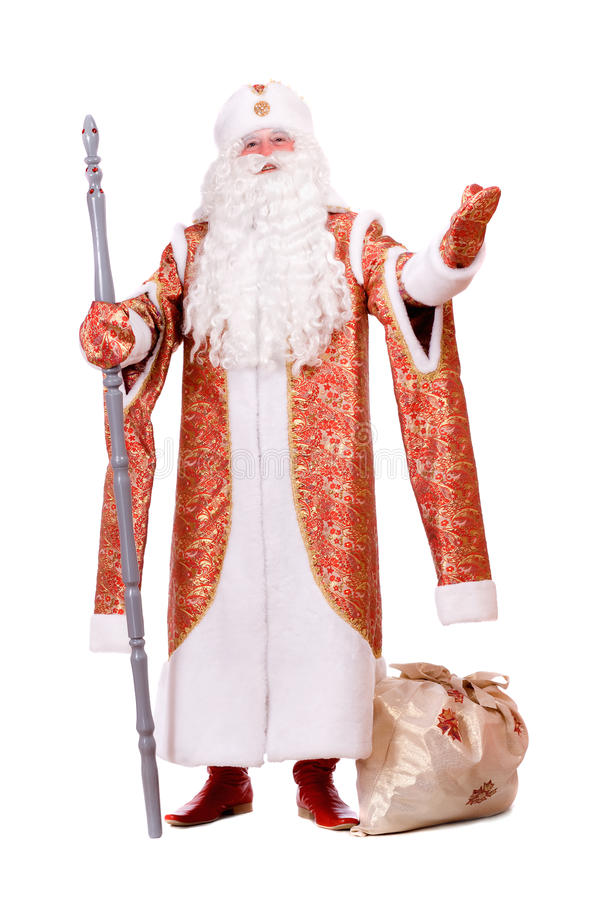 Download Russian Christmas Character Ded Moroz Stock Photos - Image: 22525293