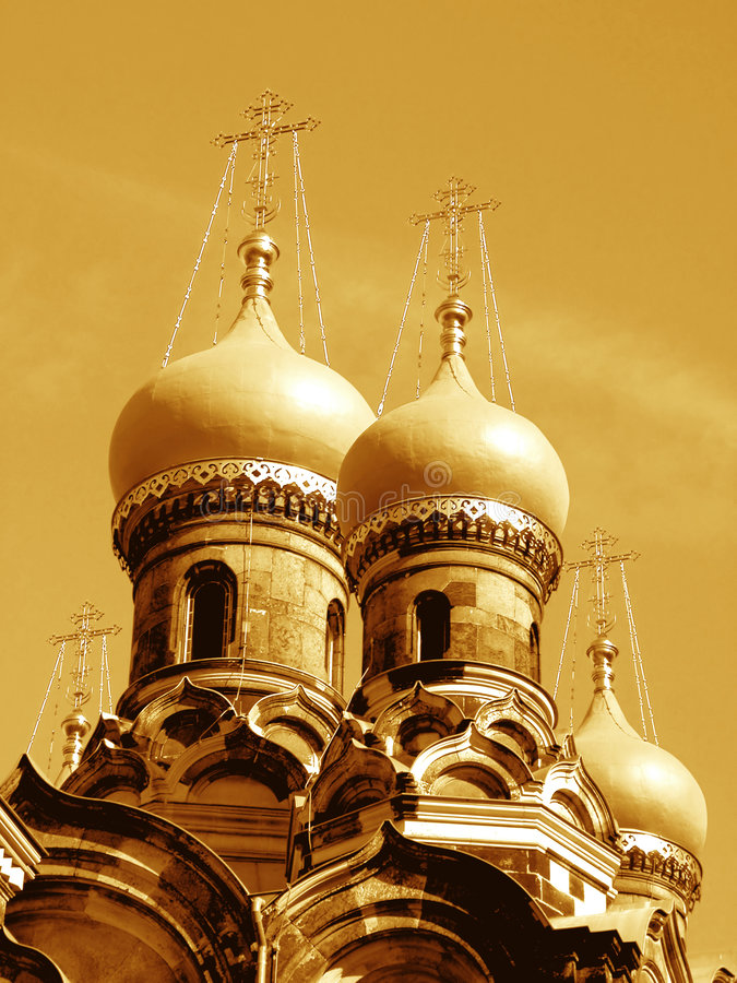 Download Russian church stock photo. Image of building, window, sepia - 26850