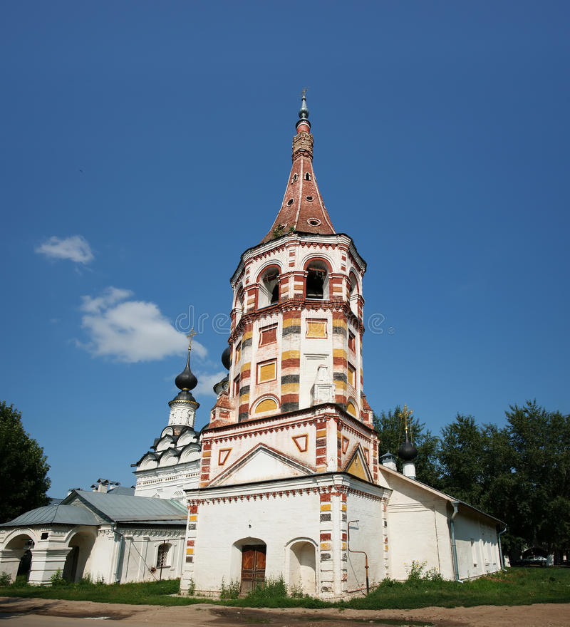 Free Russian Church In Suzdal. Royalty Free Stock Image - 20433906