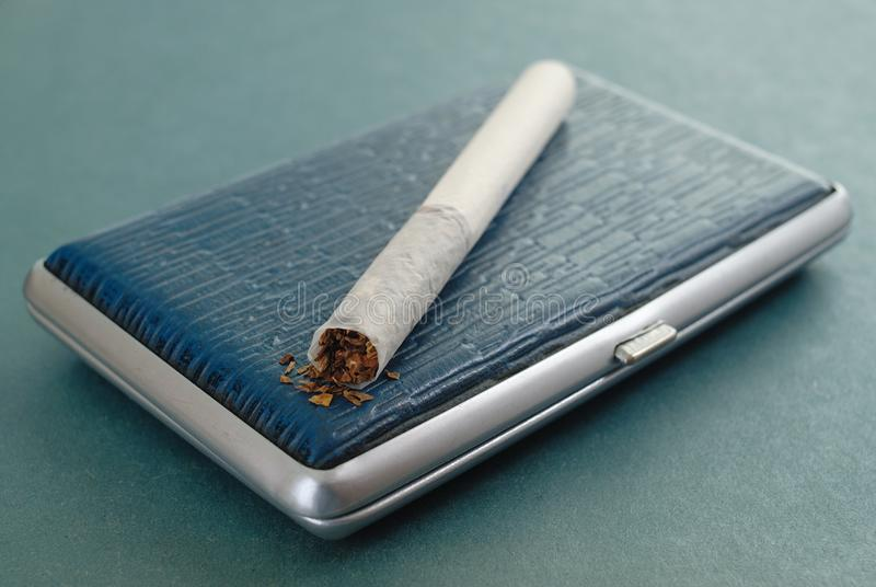Download Russian cigarette stock image. Image of embossed, mood - 8567811