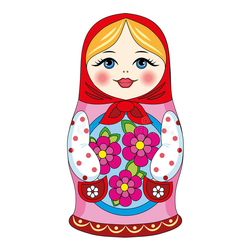 Russian Doll Stock Photos