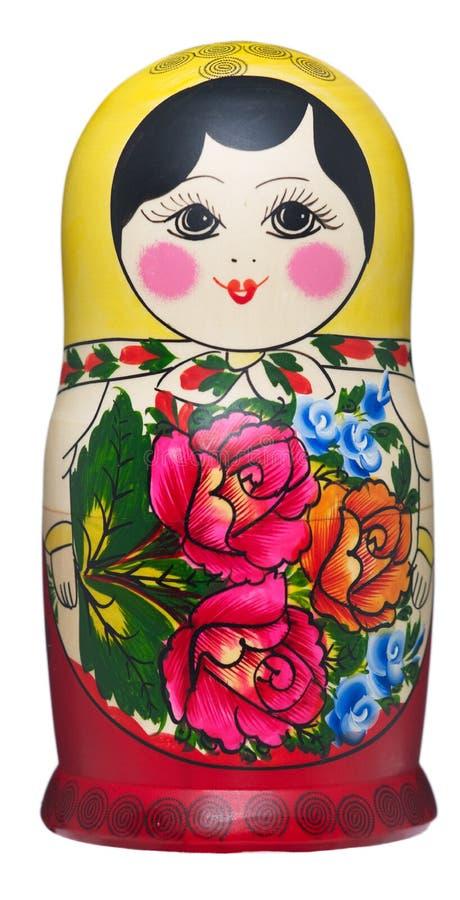 Russian doll matryoshka royalty free stock images