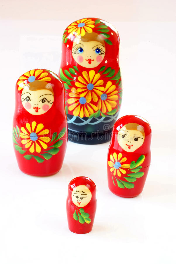 Download Russian Dolls Royalty Free Stock Photo - Image: 13204065