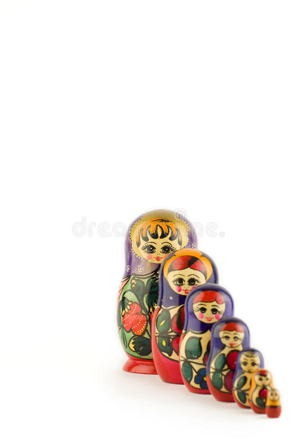 Download Russian Dolls Royalty Free Stock Photography - Image: 17856967