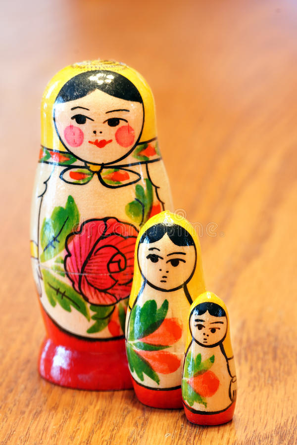 Download Russian dolls stock photo. Image of decor, object, matryoshka - 19208936