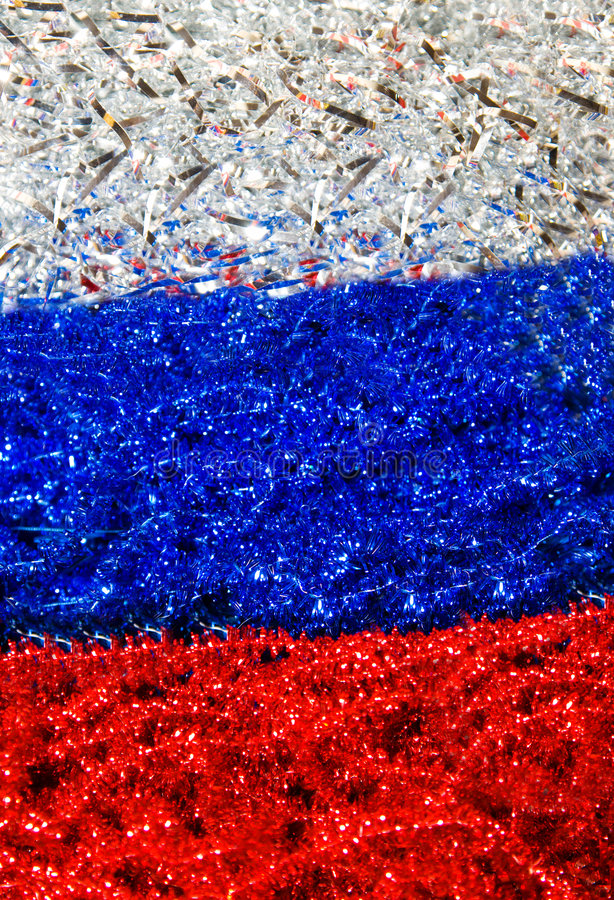 Free Russian Flag Royalty Free Stock Image - 7302676