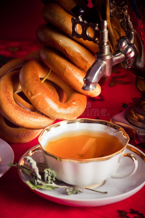 Free Russian Herbal Tea Royalty Free Stock Photos - 19045618