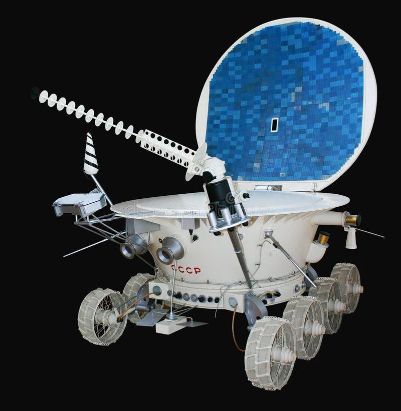 Russian lunar vehicle stock photos