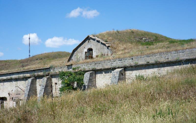Download Russian Military Fortress. Kerch, Crimea Stock Photo   Image Of  Destinations, European