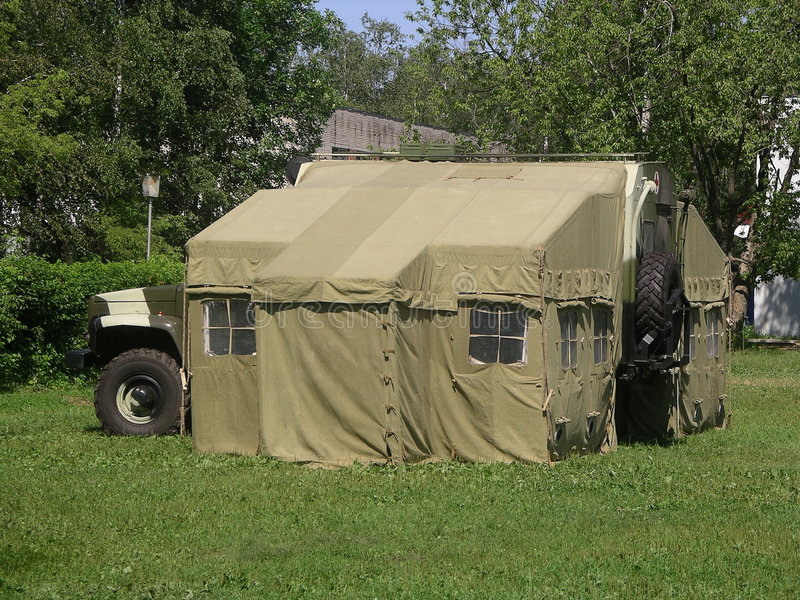 Download Russian military tent stock photo. Image of dressing shelter - 6104048 & Russian military tent stock photo. Image of dressing shelter ...