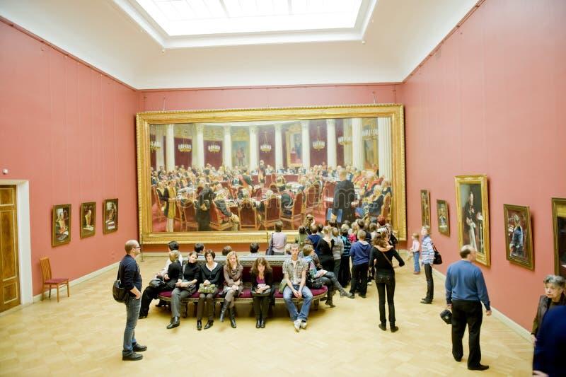 Russian Museum in St.Petersburg royalty free stock image