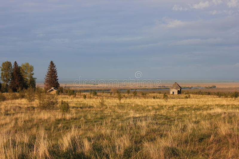 Russian nature royalty free stock images