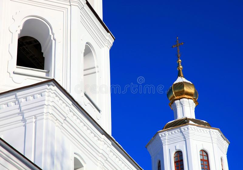 Russian Orthodox Church Royalty Free Stock Photography