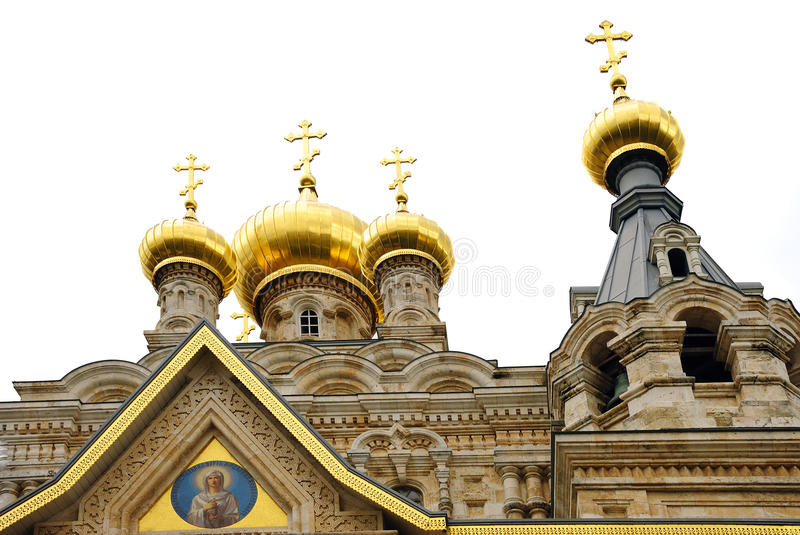 Download Russian Orthodox Church stock photo. Image of virgin - 17377592