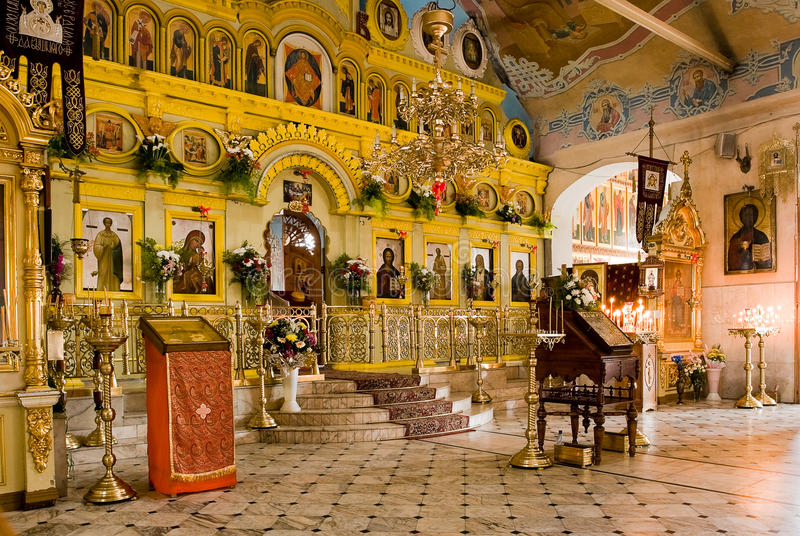Download Russian Orthodox Church Stock Images - Image: 17490874