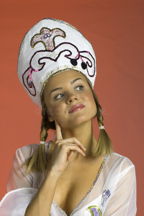 Download Russian Party Girl 17 - Portrait Stock Image - Image: 157965