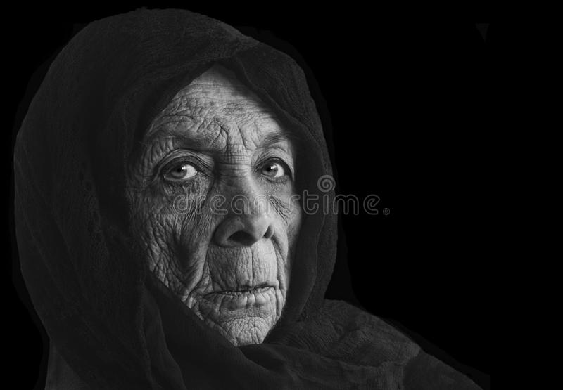 Download Russian Peasent Woman Stock Image - Image: 23902621