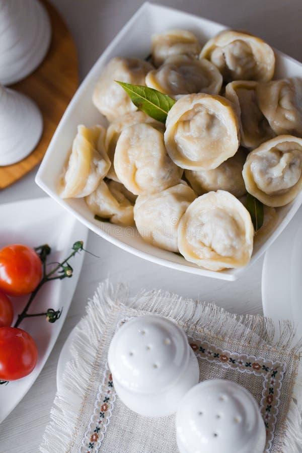 Download Russian pelmeni stock image. Image of dinner, dumpling - 29088211