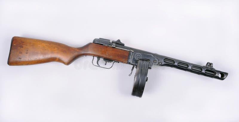 Russian PPsH 1941 machine gun