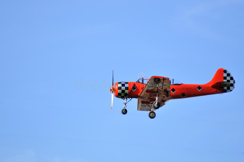 Download Russian Red Plane Royalty Free Stock Images - Image: 11202769