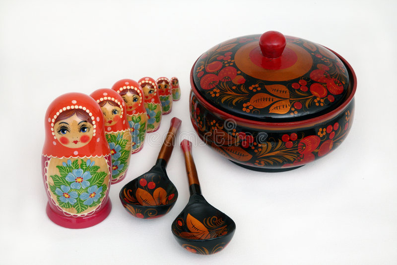 Download Russian Souvenirs Stock Photos - Image: 1359893