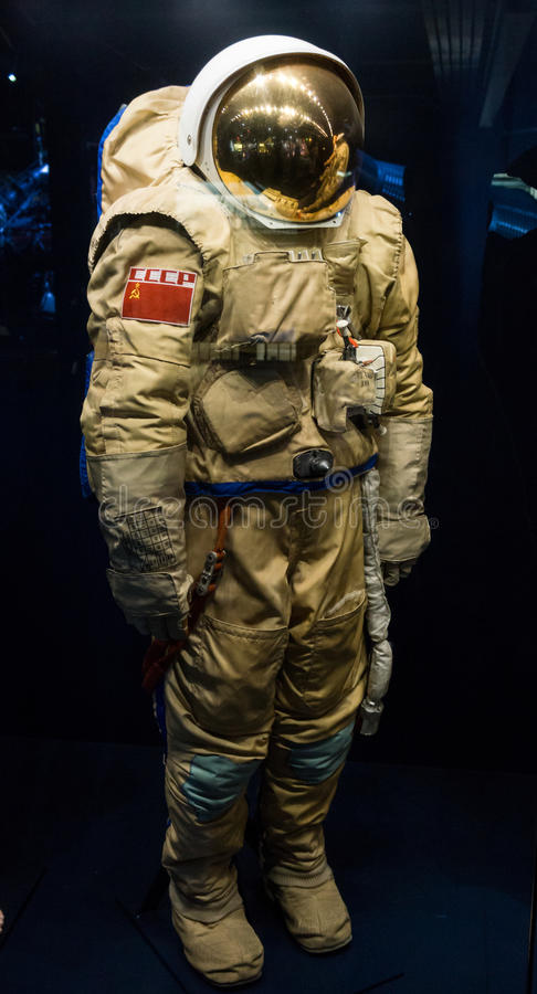 Russian space suit stock photos