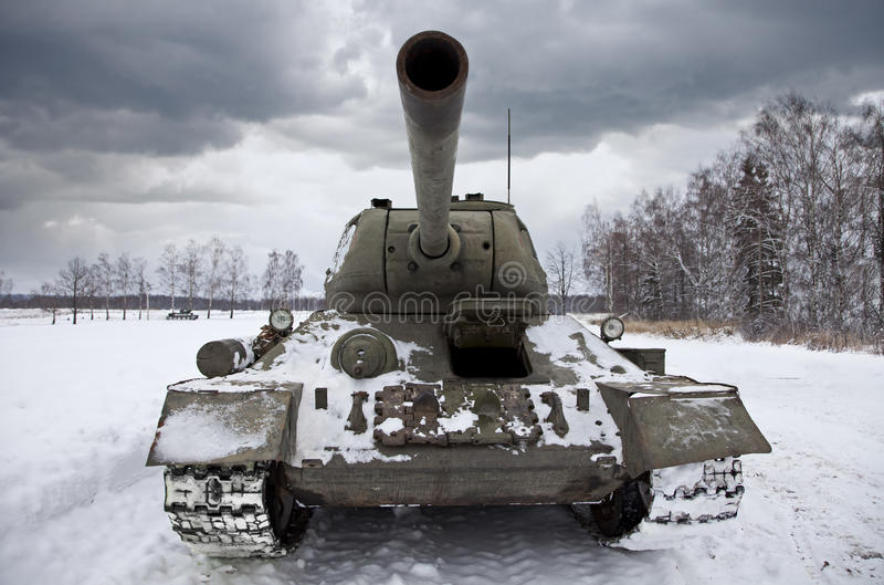 Download Russian Tank T34 stock image. Image of artillery, armor - 23498571