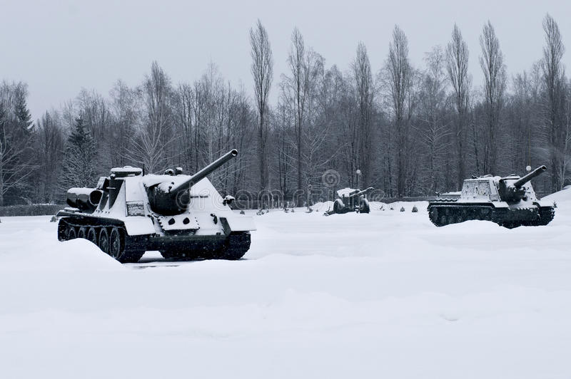 Download Russian  Tanks stock photo. Image of kursk, 34, museum - 29988362