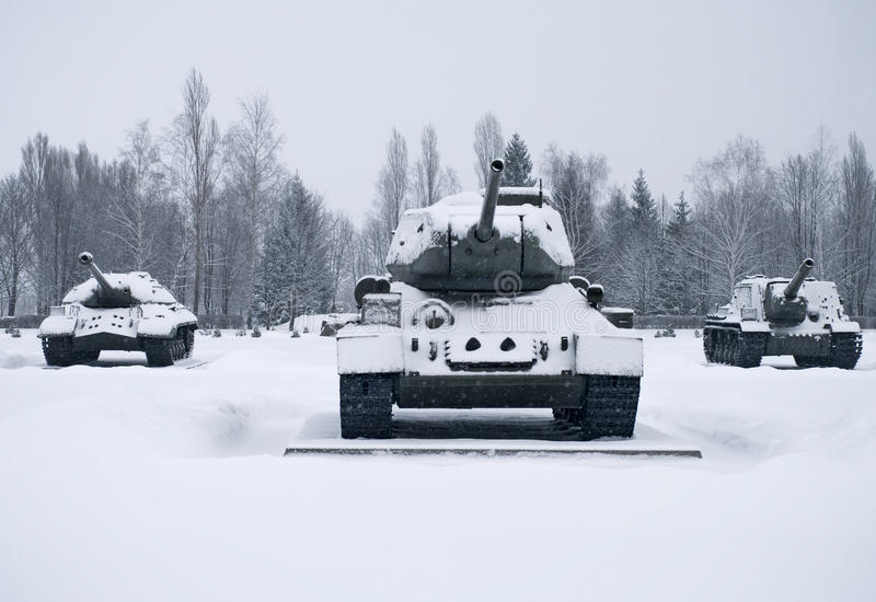 Download Russian  Tanks stock photo. Image of 34, soviet, kursk - 29988514