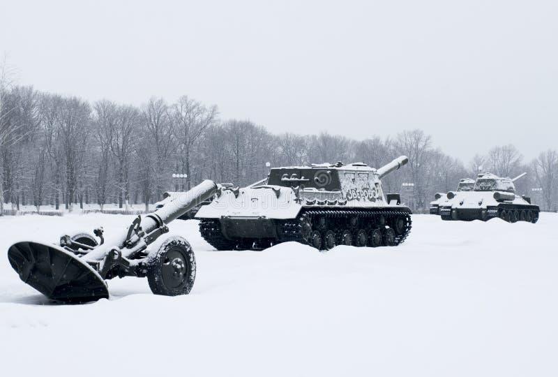 Download Russian  Tanks stock image. Image of retro, heavy, artillery - 30014867