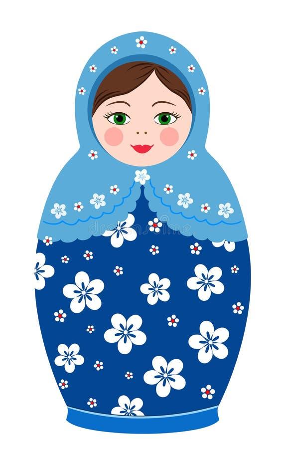Free Russian Tradition Matryoshka Dolls Stock Photography - 35978722