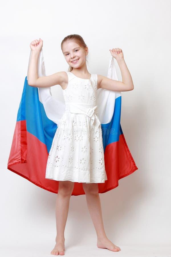 Russisch jong geitje royalty-vrije stock foto's
