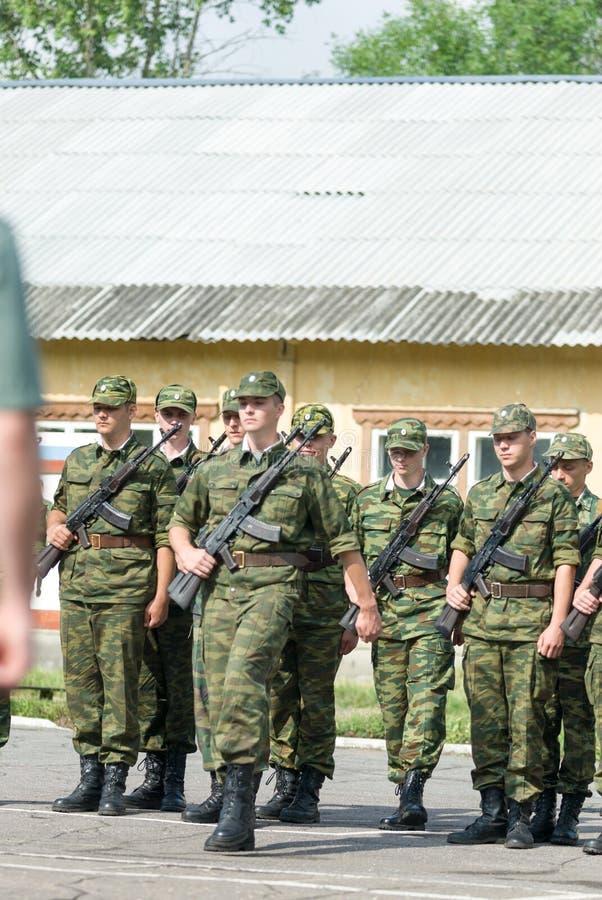 Russisch leger stock fotografie
