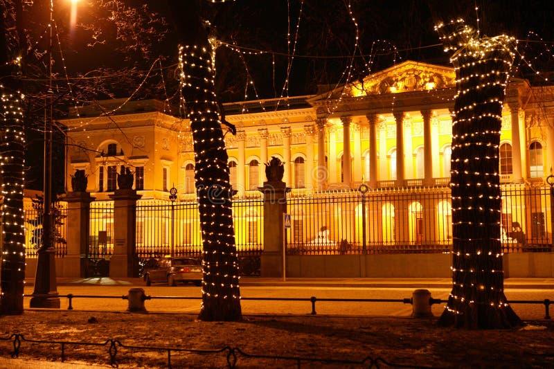 Russisch museum royalty-vrije stock fotografie