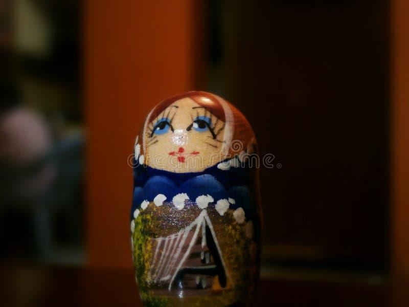 Russisch stuk speelgoed stock fotografie