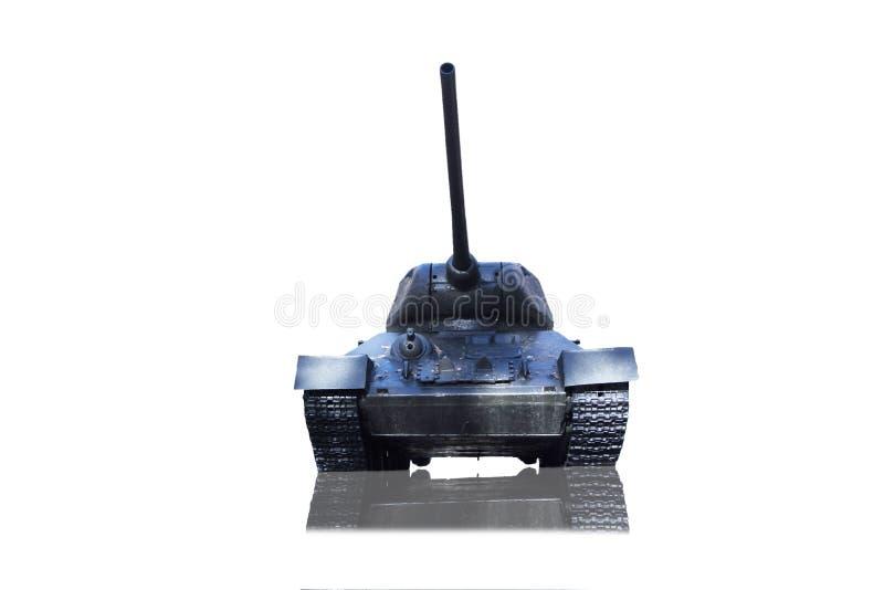 Russische geïsoleerdec tank stock foto's