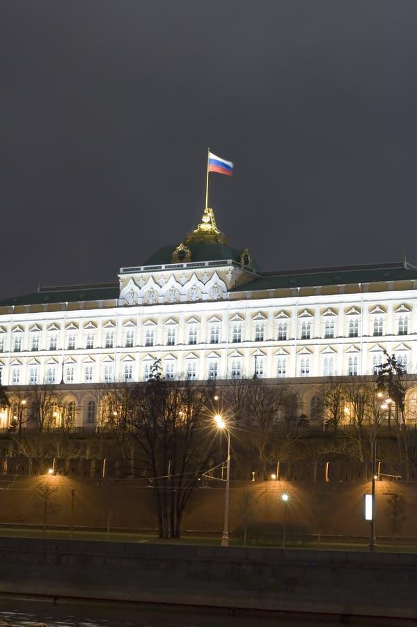 Russische Markierungsfahne stockfotos