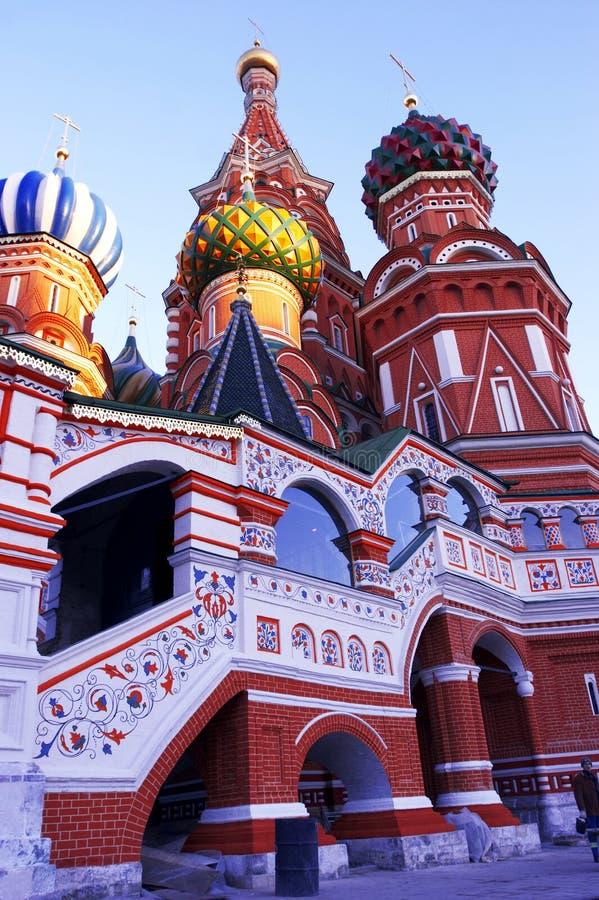 Russische Tempel stock afbeeldingen
