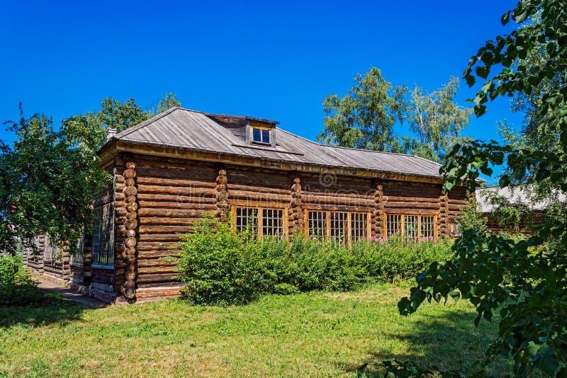 Russische Blockhäuser russisches blockhaus stockbild bild horizontal rußland 70198029