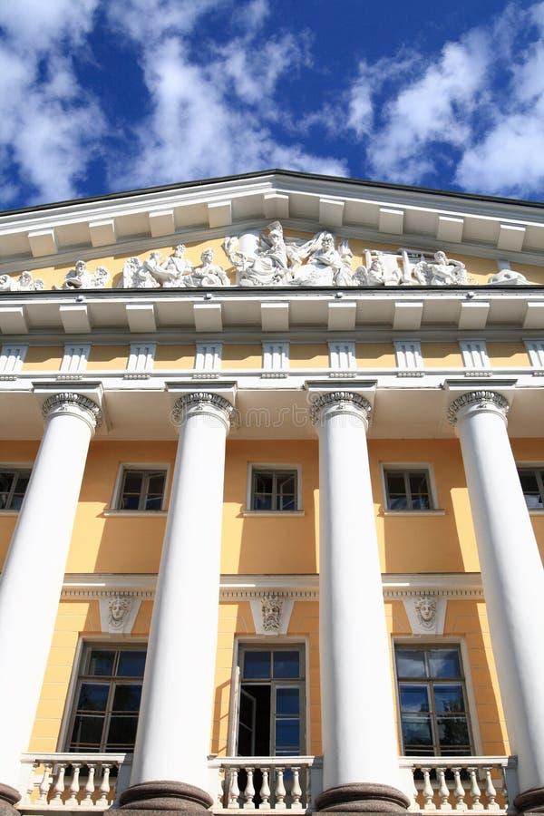 Russisches Museum lizenzfreie stockfotografie